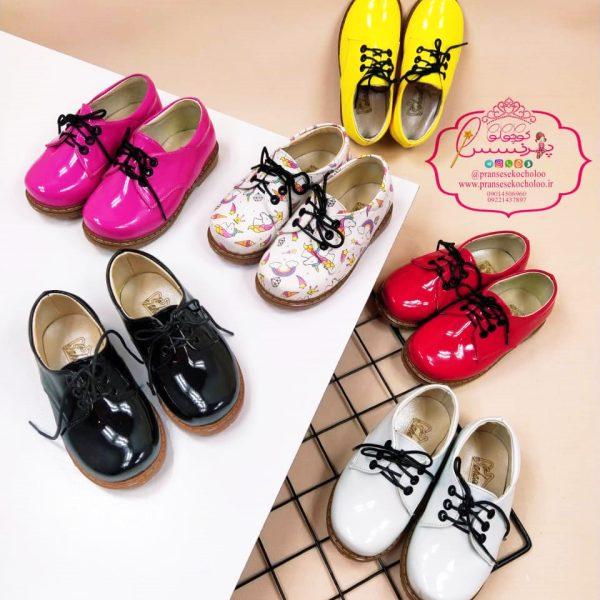 کفش اسپورت مدادرنگیدخترانه و پسرانه